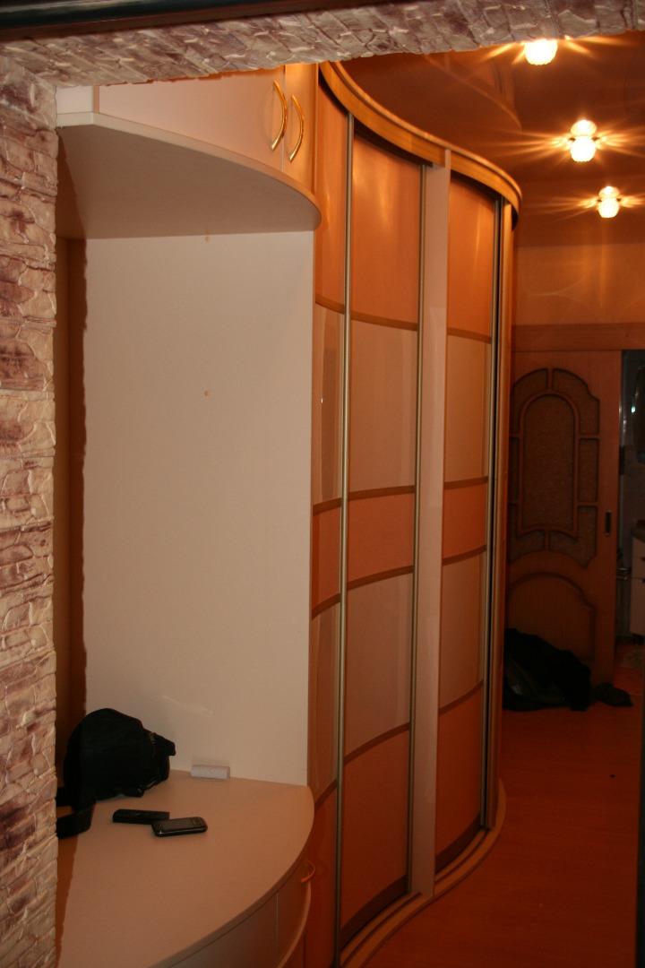 Галерея шкафов.